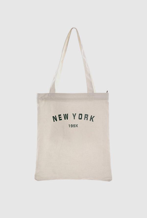 뉴욕 세트 에코백